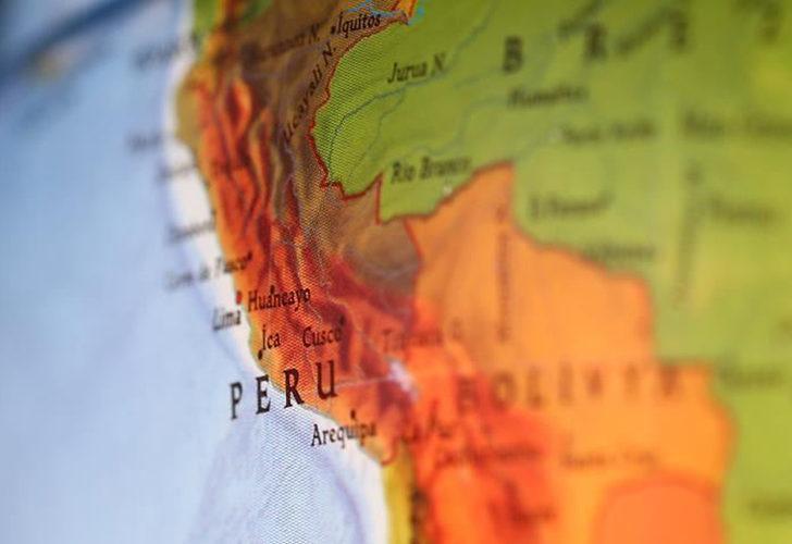 Peru'da korkunç kaza! Otobüs uçuruma yuvarlandı: 17 ölü