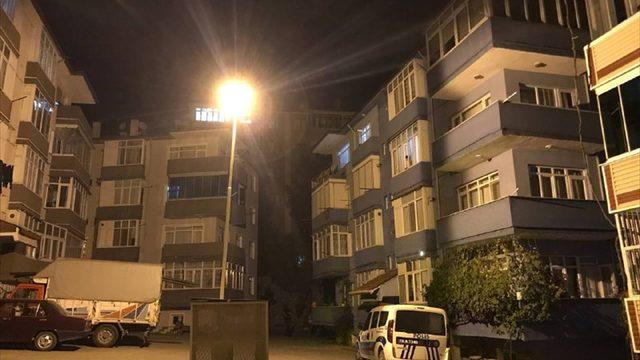 Karabük'te 4'üncü kattan düştüğü iddia edilen Suriyeli çocuk ağır yaralandı
