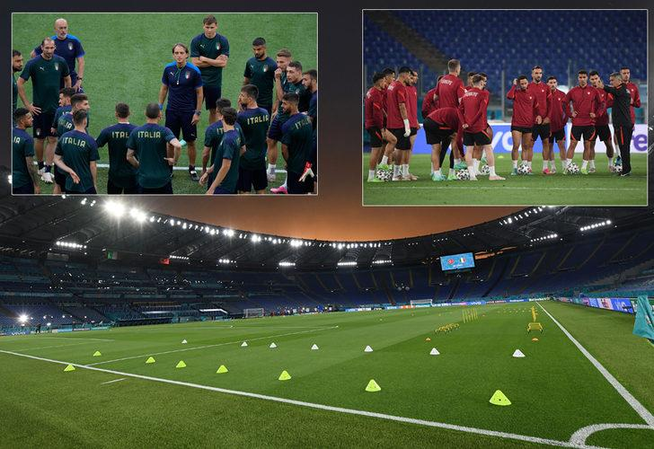Türkiye - İtalya maçı ne zaman, saat kaçta, hangi kanalda?