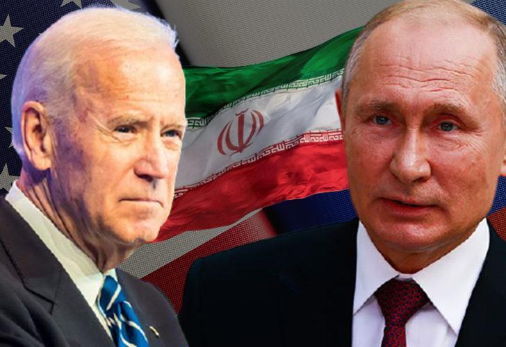 Biden-Putin görüşmesi öncesi Rusya'dan İran hamlesi