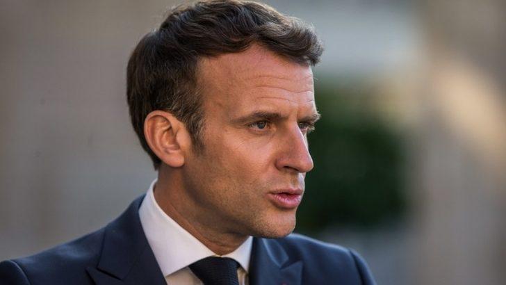 Macron'a tokat atan 'Orta Çağ savaş sanatları meraklısı' saldırgan 4 ay hapis yatacak