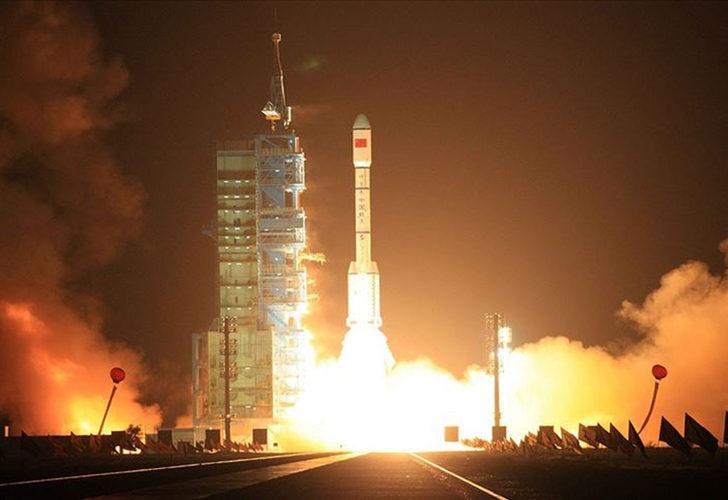 Çin'den uzaya 4 uydu daha