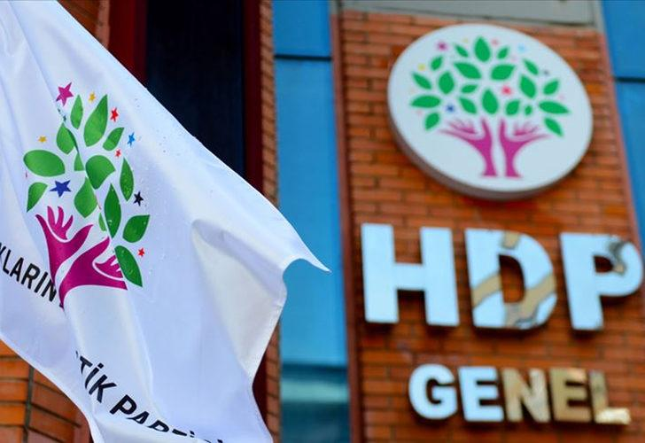 HDP'li yöneticiler için istenen ceza belli oldu