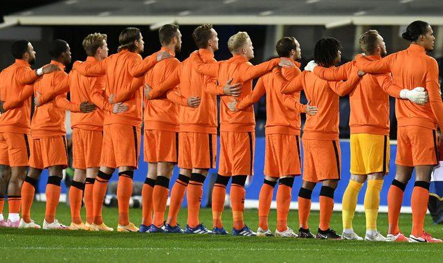 Hollanda Milli Futbol Takımı
