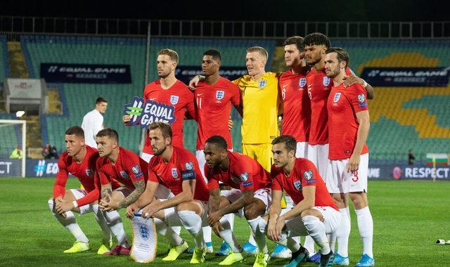 İngiltere Milli Futbol Takımı