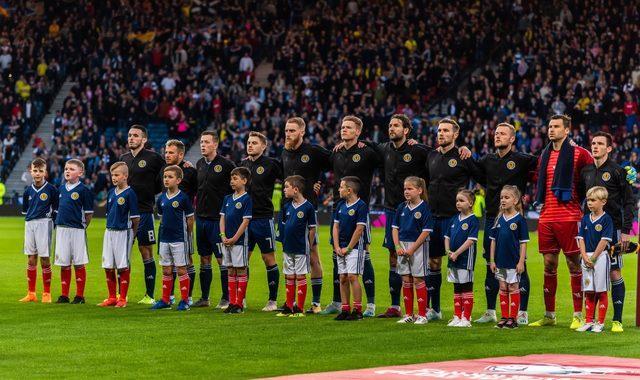 İskoçya Milli Futbol Takımı