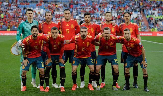 İspanya Milli Futbol Takımı