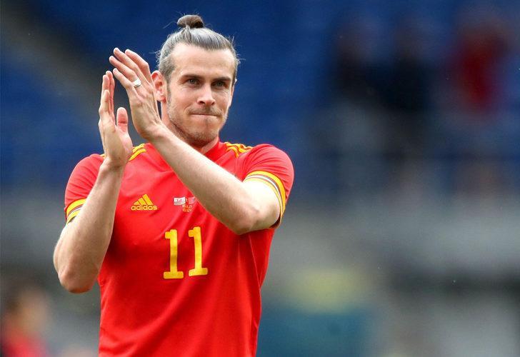 Gareth Bale: Türkiye, son 12 ayda performansını gösterdi