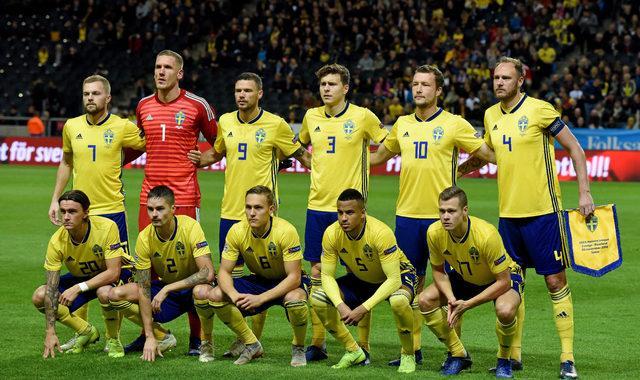 İsveç Milli Futbol Takımı