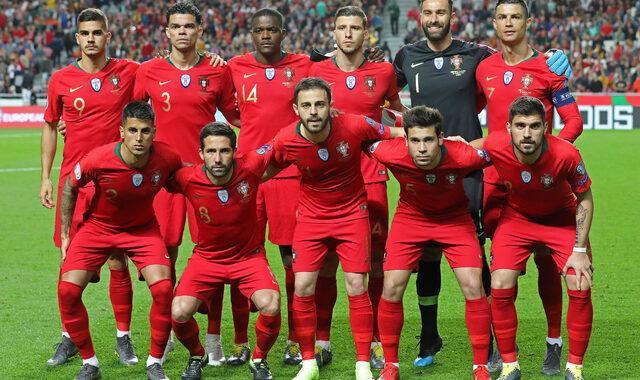 Portekiz Milli Futbol Takımı