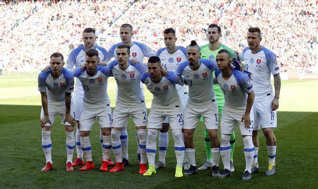 Slovakya Milli Futbol Takımı