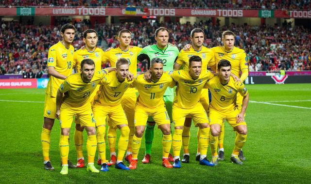 Ukrayna Milli Futbol Takımı