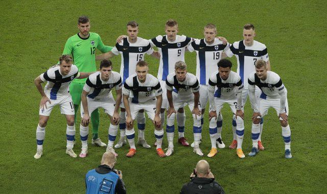 Finlandiya Milli Futbol Takımı