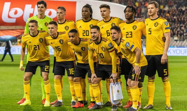 Belçika Milli Futbol Takımı