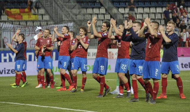 Çek Cumhuriyeti Milli Futbol Takımı