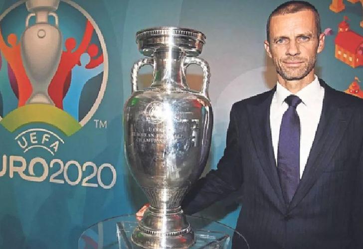 UEFA Başkanı Aleksander Ceferin'den Türkiye açıklaması