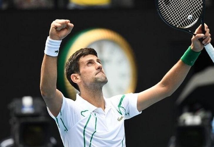 Djokovic, Nadal'ı yendi ve tarihe geçti!
