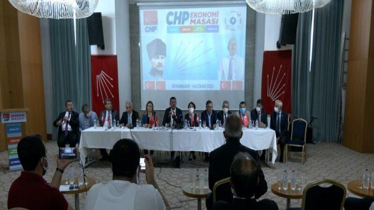CHP'den AKP'ye Peker ve Cumhurbaşkanlığı Koruma Bütçesi Tepkisi