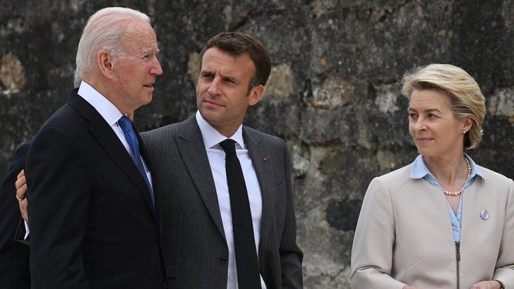 G7 zirvesi: Biden, Batılı ülkelerden Çin'e karşı yeni bir ittifak isteyecek