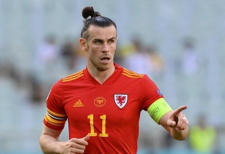 Gareth Bale: Şimdi Türkiye'ye hazırlanmalıyız