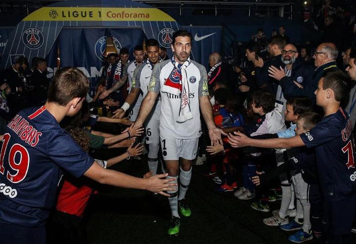Beşiktaş'tan Gianluigi Buffon'a transfer teklifi