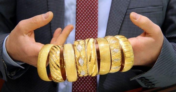 5 Ekim 22 ayar altın bilezik fiyatları ne kadar oldu? 5 Ekim 2021 Salı 14,18 ve 22 ayar bilezik ve altın fiyatları...
