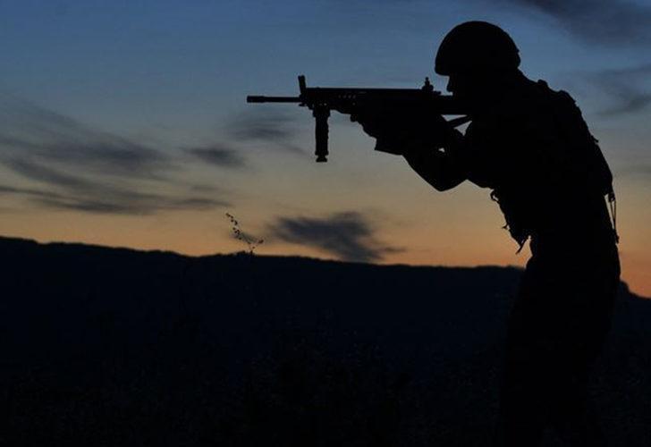 MSB duyurdu! 5 terörist etkisiz hale getirildi