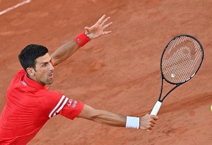 Fransa Açık'ın kralı Novak Djokovic!