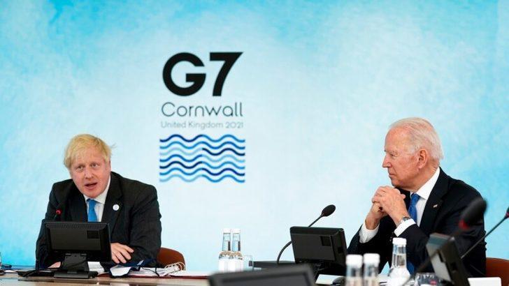 G-7'den Yoksul Ülkelere 1 Milyar Doz Aşı