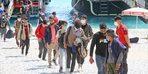 Muğla'da 97 düzensiz göçmen yakalandı