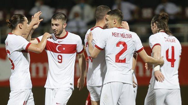 Türkiye Galler maçı ne zaman, saat kaçta? EURO 2020 Türkiye Galler maçı hangi kanalda yayınlanacak?