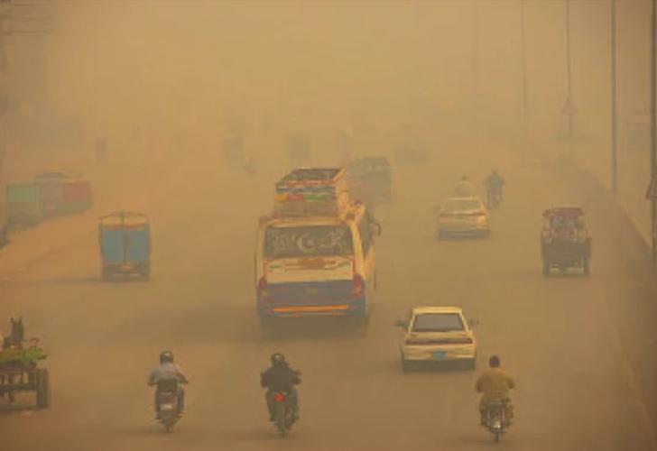 Dünyanın en kirli şehri! Tozdan dolayı her yıl 100 bin kişinin hayatını kaybettiği cehennem: Lahor