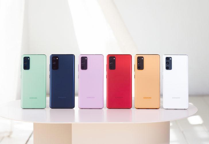 Samsung Galaxy S21 FE için şarj cihazı onayı geldi