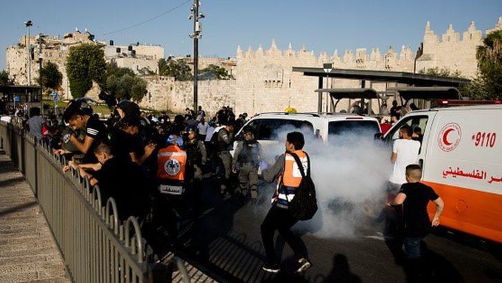 Yahudi grupların 'bayrak yürüyüşü' planı Doğu Kudüs'te gerilimi yeniden artırdı