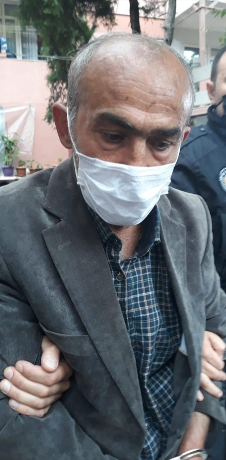 Bursa'da teyzesinin kızını bıçakla yaraladığı iddia edilen şüpheli gözaltına alındı