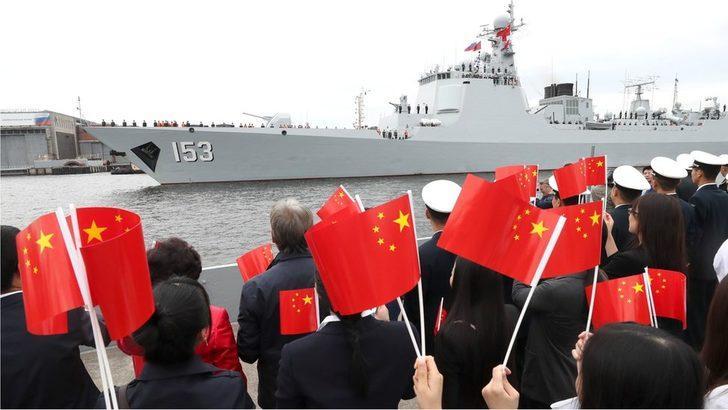 Çin'den NATO'ya tepki: Enerjinizi diyaloğu teşvik için harcayın