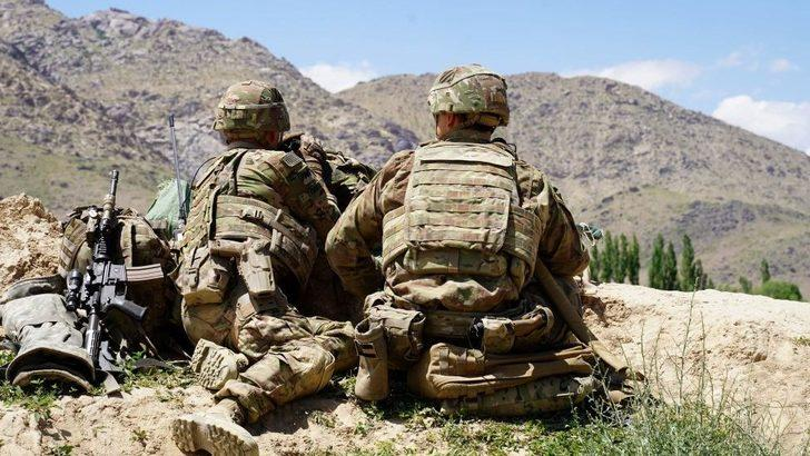 ABD Afganistan'daki askerlerini 'resmen' çekmeye başladı, Kabil'de güvenlik artırıldı
