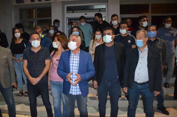 GÜNCELLEME - Didim Belediye Başkanı Atabay ile avukatı, bir grubun sopalı saldırısına uğradı