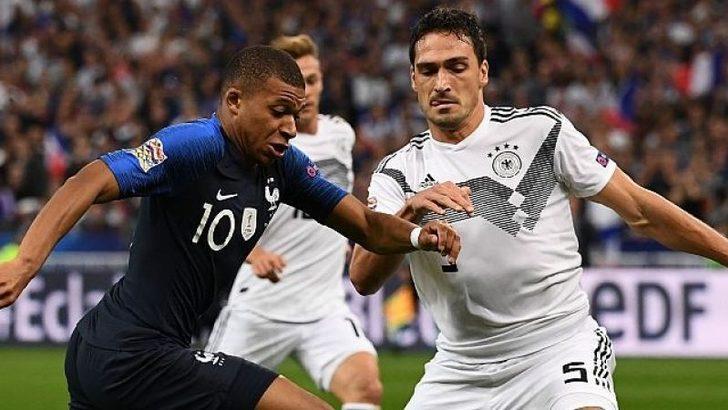 EURO 2020 Fransa Almanya maçı hangi kanalda, saat kaçta başlayacak? EURO 2020 Fransa Almanya maçı şifresiz mi?