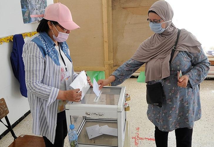 Cezayir'de genel seçimin kazananı belli oldu