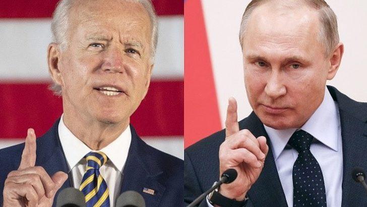 ABD Başkanı Biden ve Rusya lider Putin ilk kez bir araya geliyor
