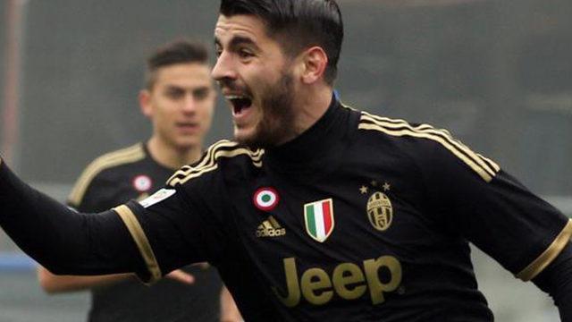 Morata 1 yıl daha Juventus'ta