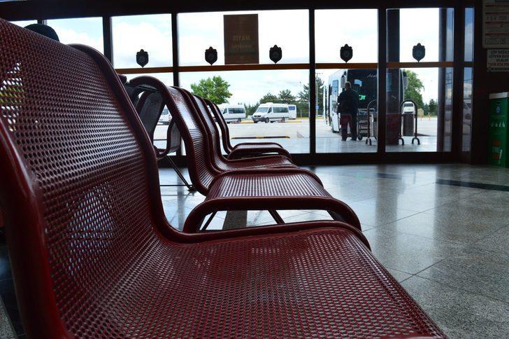 Bilet pahalılığı hem otobüsleri ve hem de otogarı boş bıraktı