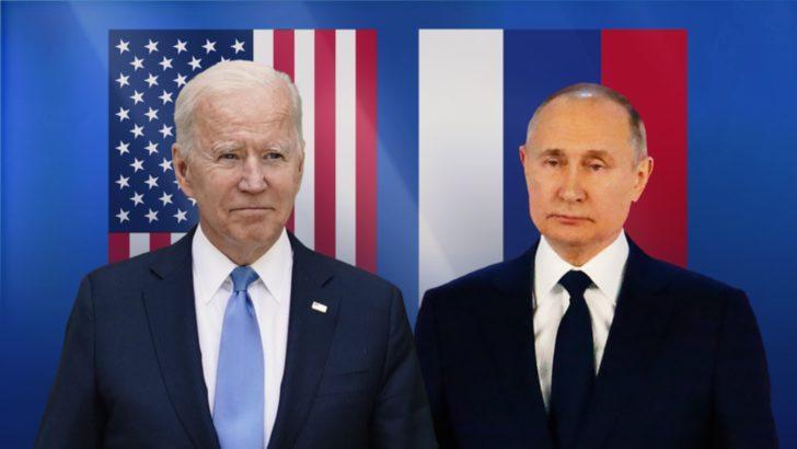ABD Başkanı Biden ve Rusya Lideri Putin Biraraya Geliyorlar
