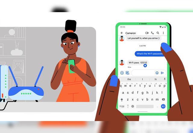 Android Yıldızlı Mesajlar