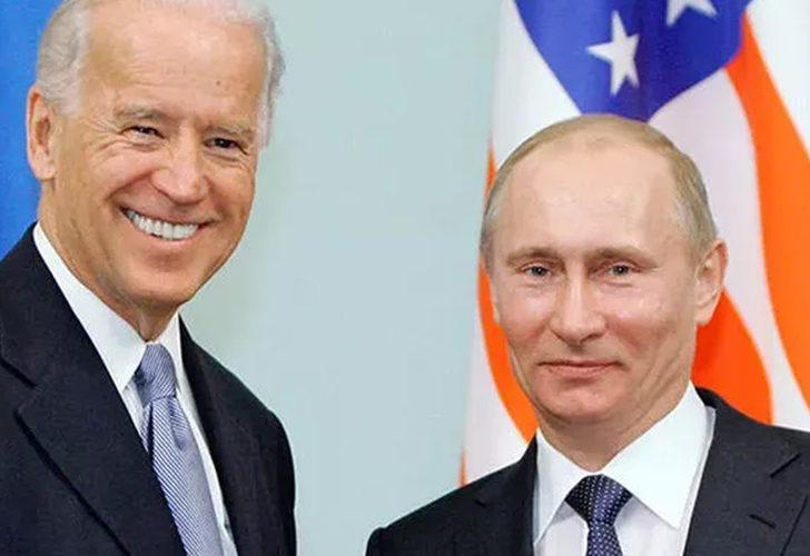 Kritik Putin görüşmesi sonrası Biden'dan ilk açıklama