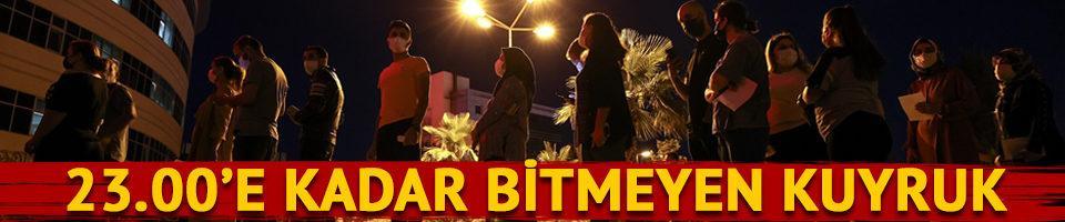 İzmir ve İstanbul'da aşı yoğunluğu