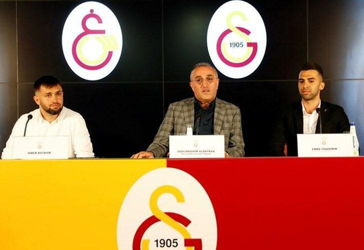 Galatasaray, Ömer Bayram ve Emre Taşdemir ile sözleşme uzattı