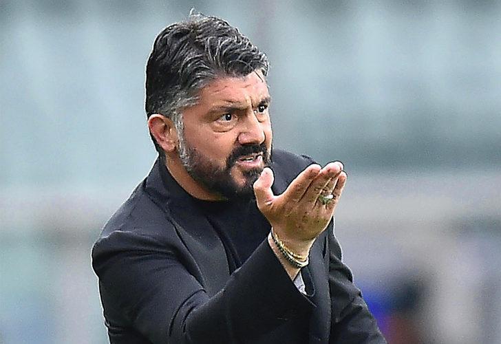 Gattuso, 22 gün sonra Fiorentina'ya veda etti