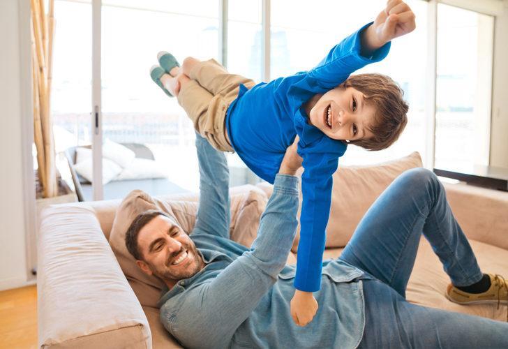 Çocuk sağlığında ruhsal gelişim için doğru baba rolü nasıl olmalı?